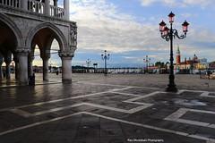 venice at sunrise (sold) (Rex Montalban Photography) Tags: venice italy sunrise europe italia venezia hdr stmarkssquare rexmontalbanphotography