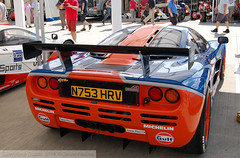 Silverstone Classic 2014 - McLaren F1 GTR (Si 558) Tags: classic sport festival gulf f1 racing historic silverstone mclaren motor motorsport 2014 silverstoneclassic silverstoneclassic2014