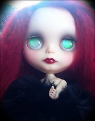 """Blythe-a-Day July 2014 #10: Witchcraft: Narcissa Rose is """"Rhiannon"""""""