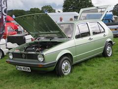 1980 Volkswagen Golf GLS (GoldScotland71) Tags: golf volkswagen 1980 gls mk1 pua460w