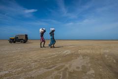 Dhanushkodi A narrow strip of land between Indian Ocean and Bay of Bengal
