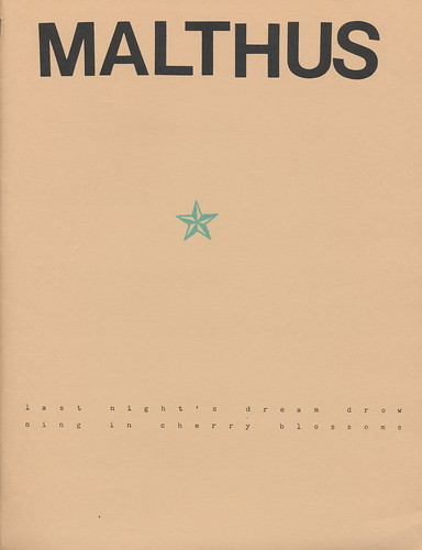 MALTHUS #2