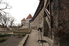 Tallinn town wall (Ne_Obliviscaris) Tags: wall de town tallinn estonia passages bastion kok kiek