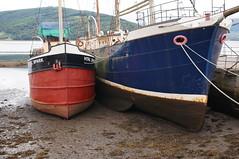 Inveraray Maritime Centre, Inveraray, Scotland (steffenz) Tags: scotland lenstagged sony sigma 2014 30mm nex sigma30mm steffenzahn sigma30mmf28 nex6 sigma30mmf28dn sigma30mm28exdn