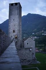 Castel grande, Bellinzona (Youn Hee, Jeong) Tags: travel switzerland ticino rx1