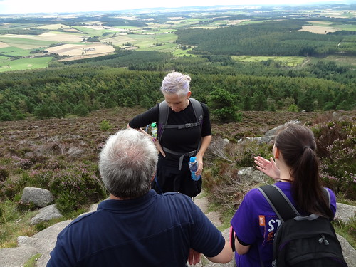 Training for Ben Nevis Walk
