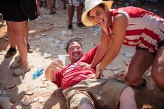 _MG_5345 (Joan Fux) Tags: summer smile happy festivals fiestas verano festa gent menorca fornells festes estiu santantoni 2014 cavalls diumenge seleccionar pomada