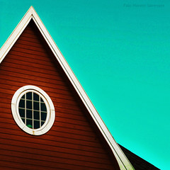 Eye (eterem) Tags: roof sky house window up architecture stavanger ridge architecturaldetails vland