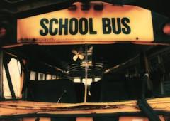 Back to School (Spirit Eleonara) Tags: school bus broken photography junk yart abandonments
