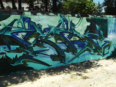 Meeting of Styles (Madrid 2014) (Er Pike De ABDT) Tags: graffiti model pastel wildstyle pyke abdt abasedetaker abdtcrew elpike elpyke wildpastel