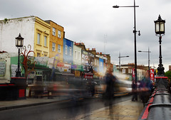 Moods of Camden Town (Gregor  Samsa) Tags: street city longexposure greatbritain england london town exposure unitedkingdom camden capital catch camdentown