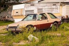 AMC Pacer (nikons4me) Tags: old car southdakota amc amcpacer okaton 7580 canon5dmarkii