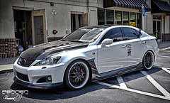 Rennen Forged RM10 Carbon Fiber Lexus IS-F (Rennen International 01) Tags: carbon fiber rennen forged isf rm10 lexus