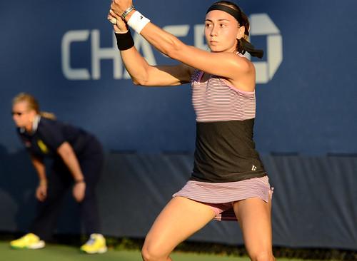 Aleksandra Krunic - 2014 US Open (Tennis) - Tournament - Aleksandra Krunic