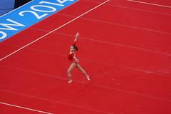 Heem Lei Wim (Worthing Wanderer) Tags: summer sport scotland clyde women glasgow july hydro gymnastics secc commonwealthgames glasgow2014 allaroundfinal