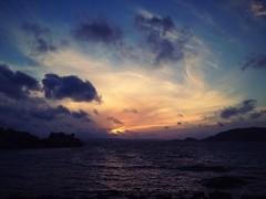 isola della Maddalena Sardegna (tonnovolante) Tags: sardegna sky clouds tramonto mare isola