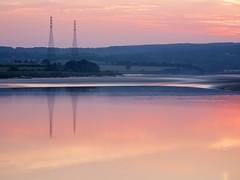 Severn at dusk (Maggie's Camera) Tags: sunset glow dusk riversevern 740pm 9september2014