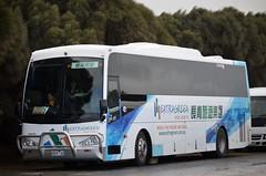Extragreen Holidays Volvo B7R Coach Concepts (nighteye) Tags: volvo australia victoria greatoceanroad b7r extragreenholidays coachconcepts 8809ao