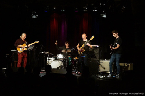Wolfgang Pointner Funky Trio & special guests