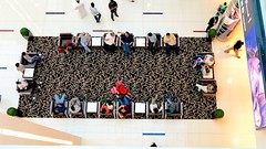 Not so private meetings (ZammB) Tags: mall shopping carpet interesting dubai pov bodylanguage human rug interaction zammb
