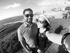 09/27/14 Weekend in SD (BOMBTWINZ) Tags: ocean wedding sea cliff beach sandiego woody lajolla adventure explore socal boating wakeboarding beachwedding pacificcoast acai gopro gopole hero3plus bomtwinz