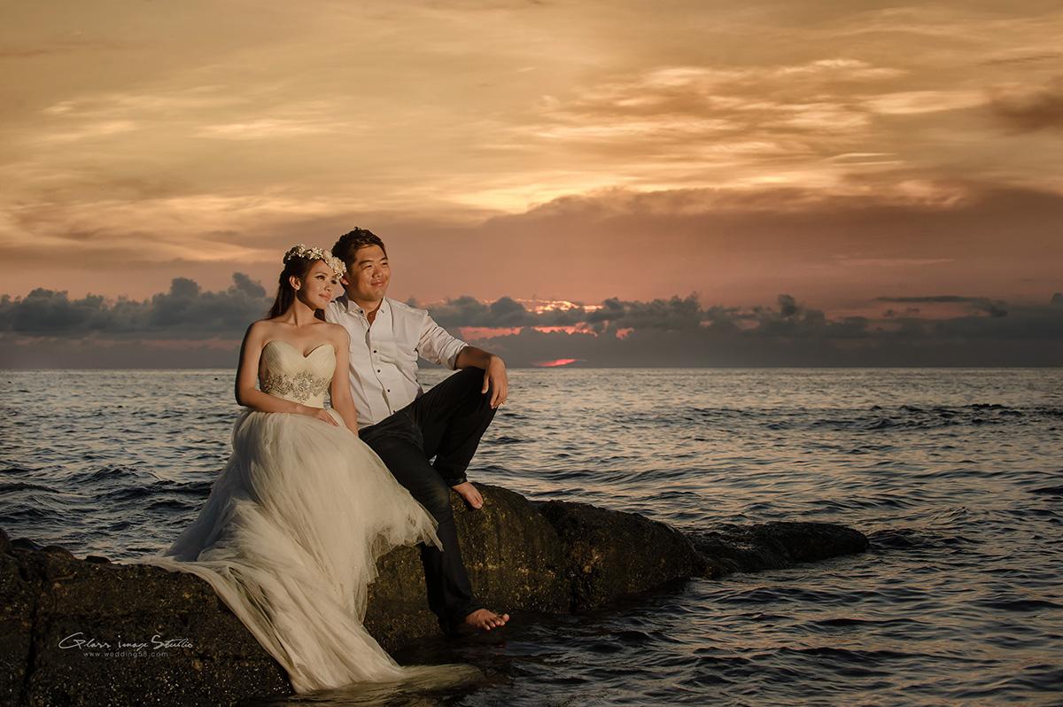 蘭嶼自助婚紗