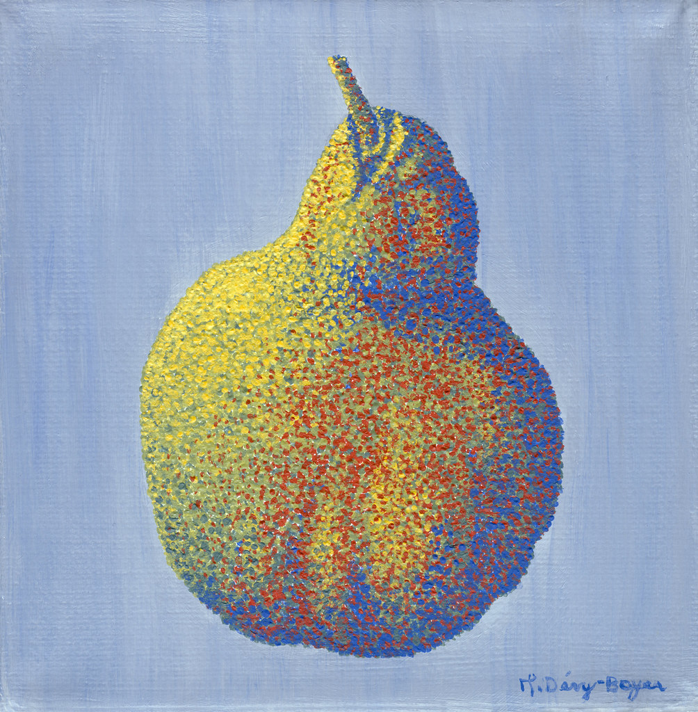 Monique Dery-Boyer, Just A Pear