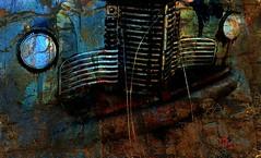 "Corrosion (""Jimmer"" ( http://jim-vance.artistwebsites.com/ )) Tags: auto car digital rust decay rusty corrosion"