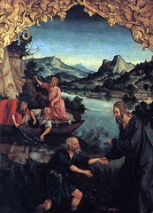 The Gospel of St. Luke 05  01-11 Miracle fishing a lot - By Amgad Ellia 04 (Amgad Ellia) Tags: st by fishing miracle 05 luke lot gospel amgad ellia 0111 the