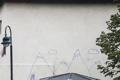 aria fresca (Zioluc) Tags: panorama mountains wall torino graffiti drawing turin luciobeltrami
