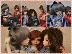 . (Colibry Julia) Tags: bjd dollzone dollleaves