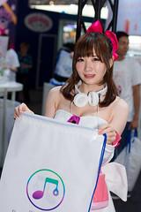 IIJ -Tokyo Game Show 2014 (Makuhari, Chiba, Japan) (t-mizo) Tags: girls portrait woman girl japan canon person women sigma event showgirl chiba  companion lr makuharimesse tokyogameshow tgs makuhari lightroom   sigma50mm    mihama campaigngirl  iij    sigma50  sigma5014 sigma50mmf14  lr5 sigma50mmf14exdghsm sigma50exdg sigma50mmf14exdg  sigma50f14 eos60d sigma50mmhsm sigma50mmf14dgex lightroom5  tokyogameshow2013 internetinitiative tgs2014  2014