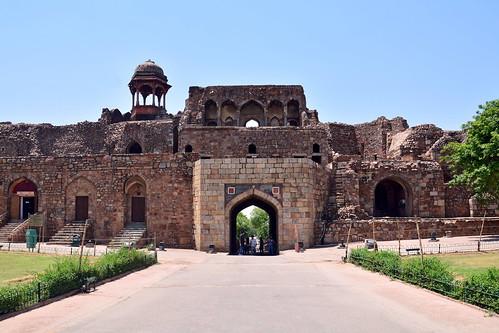Thumbnail from Purana Qila