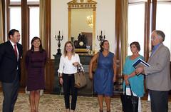 PSD reúne com a Presidente da Assembleia da República