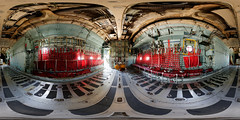 US-DE Dover - AMC C130E Hercules Cargo 2015-05-24 6k (N-Blueion) Tags: panorama museum aviation military 360 panoramic amc airforce dover afb airmobilitycommand panosphere