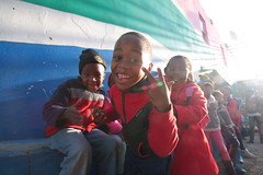 South Africa Smile (Pacca) Tags: africa town south cape township sud