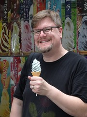 Nothing makes Jamie Decker happier than Ice Cream