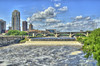 St. Anthony Falls (dadandjackspics) Tags: bridge minnesota river arch minneapolis falls hdr stanthony