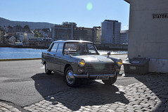 Peugeot 404 Super Luxe 1965