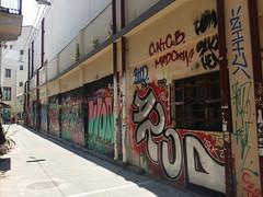 Graffiti Alley, Psirri, Athens (TheVRChris) Tags: graffiti athens psiri kerameikos psirri keramikos    streetart