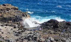 Maui North Coast (videoqueen) Tags: maui hawaii northcoast nakaleleblowhole honoluabay coast ocean pacific