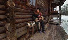 Maslenitsa (Brysnichniy_Mors) Tags: glubinushka ddexp travel russia culture people life oldrussian winter 2017 масленница праздник кострома