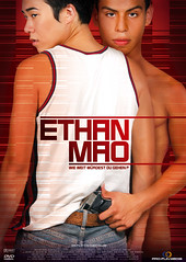 Ethan Mao Cover Artwork.indd (QueerStars) Tags: coverfoto lgbt lgbtq lgbtfilmcover lgbtfilm lgbti profunmedia dvdcover cover deutschescover