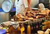 Meats at Djemaa el Fna (T Ξ Ξ J Ξ) Tags: morocco marrakesh djemaaelfna d750 nikkor teeje nikon2470mmf28