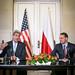 Minister Radosław Sikorski meets with Secretary of State John Kerry