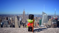 Englishman In New York (Karl Westworth) Tags: new york rock skyline lego top minifigures