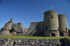 Castell Rhuddlan (CoasterMadMatt) Tags: uk greatbritain house building tower castle heritage history monument june wales architecture season outside photography site spring nikon ruins gate exterior photos unitedkingdom britain towers north cymru ruin twin property structure photographs gb historical twintowers british welsh turret turrets concentric castell gatehouse rhuddlan 2014 northwales twotowers nikond3200 denbighshire sirddinbych cadw gogledd rhuddlancastle gogleddcymru d3200 twotower castellrhuddlan concentriccastle twintowergatehouse coastermadmatt june2014 coastermadmattphotography twintowersgatehouse twotowersgatehouse