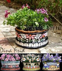 Planter-Rim-mosaic_Pinterest (DougBittinger) Tags: