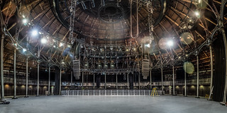 The Roundhouse in Camden