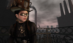 Steampunk Revolution (GiaNikai) Tags: world la blog box morte secondlife pixel contraption league petite gias eudora steampunk cpd illmatic darkpassions riske infinti drbc